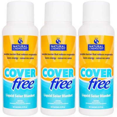 Natural Chemistry Liquid Solar Pool Cover Free 17100NCM - 3 Pack