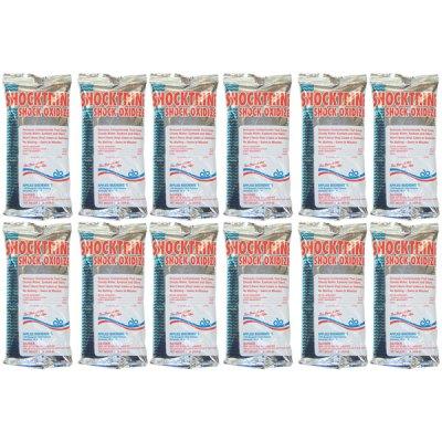 Non-chlorine Shock Shocktrine 1 lb 23411 - 12 Pack