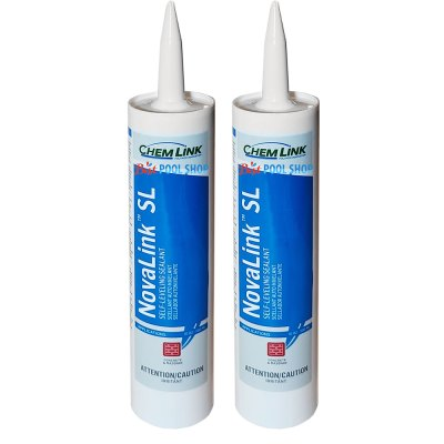 NovaLink SL Self-Leveling Sealant Gray 10oz. F1234GR - 2 Pack