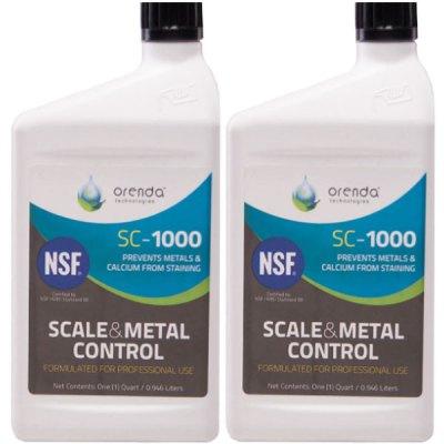 Orenda SC1000 Pool Water Scale & Metal Control 1qt. ORE-50-102