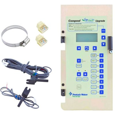 Pentair No Transformer Compool to EasyTouch Upgrade Kit 521107