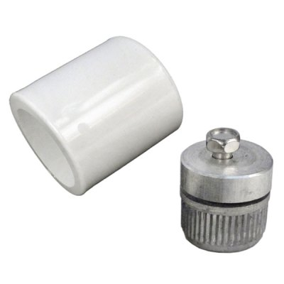 Pentair Swimming Pool Pole Metal Cam With White ABS Sleeve R191256