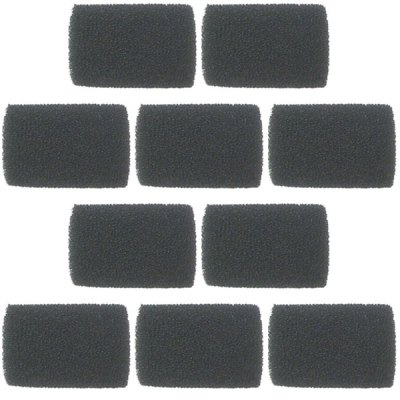 Polaris 180 280 360 380 480 Sweep Hose Scrubber 9-100-3105 - 10 Pack