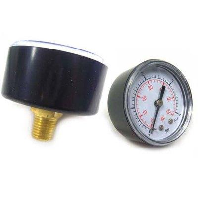 Pool Filter Back Mount Pressure Gauge ECX27091 25501-000-900