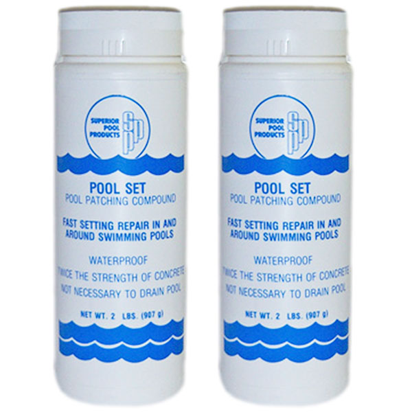 Pool Set SPP Patching Compound 2 lbs. 69005 - 2 Pack
