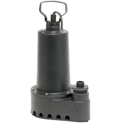 Superior 1/2 HP Submersible Pool Water Drain Pump 91505
