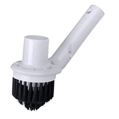 Swimming Pool PVS Black Bristles Corner Vacuum Brush 11508