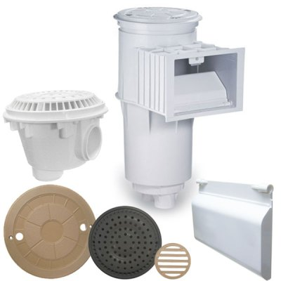 Skimmers, Drains & Parts