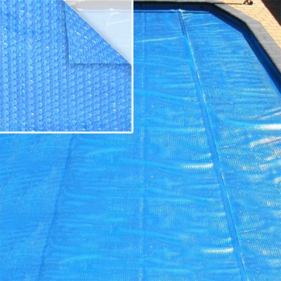 Swimming Pool Spa Solar Cover Blanket 12ft. x 12ft. MID-70-6694