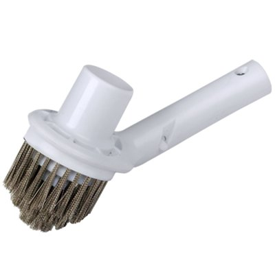 Swimming Pool Stainless Steel Bristles Corner Vacuum Brush 11508SS