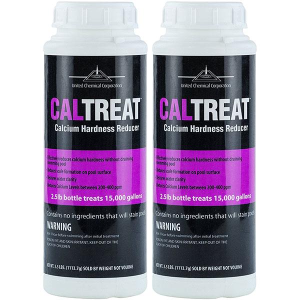 United Chemical CalTreat Calcium Hardness Remover CPT-C12 - 2 Pack