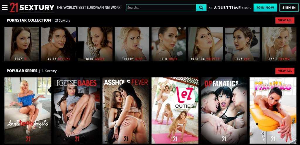 21Sextury - Best Premium Porn Sites