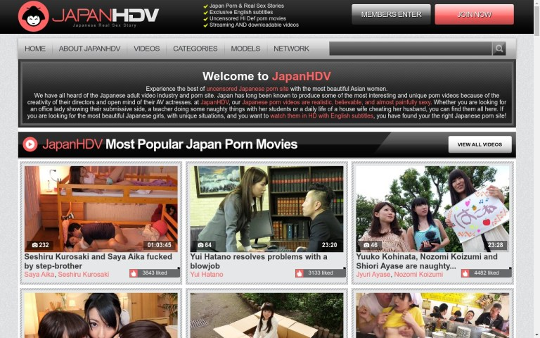 Japanhdv - Best Premium Japanese Porn Sites