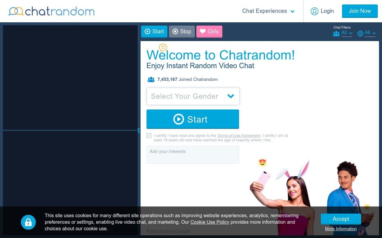 Chatrandom - Best