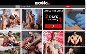 Bromo - Best Premium Gay Porn Sites