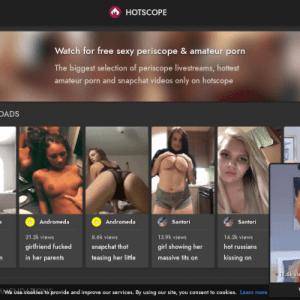 Hotscope - Best Amateur Porn Sites