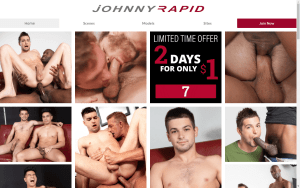 Johnnyrapid - Best Premium Gay Porn Sites