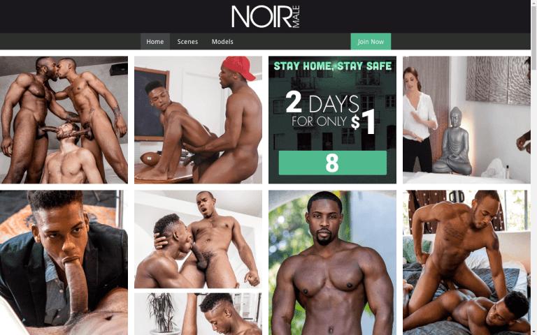 Noirmale - Best Premium Gay Porn Sites