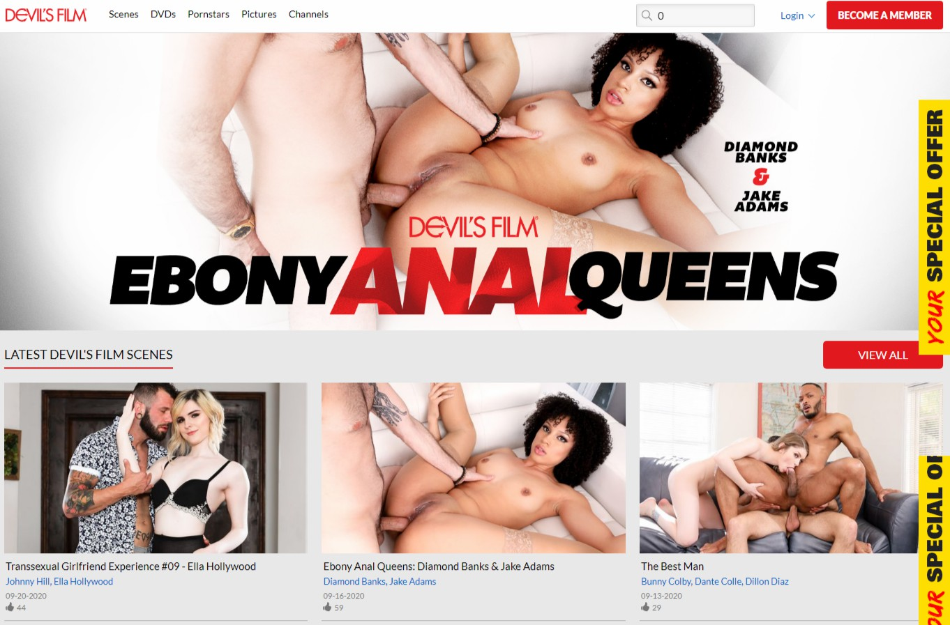 Devilsfilm - Best Premium Porn Sites