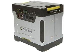 Goal-Zero-1250-Generator