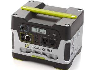 Goal-Zero-Yeti-400-Solar-Generator