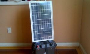 OG 75 Solar Power Generator
