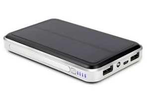 AllPowers Solar Battery Charger with iSolar
