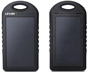 Levin Solar Charger 5000mAh
