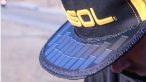 SOLSOL-Solar-Powered-Hat-Charger Overview
