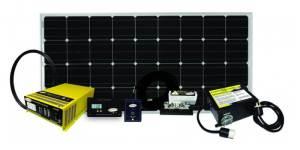 go-power-weekender-sw-160-watt-solar-kit