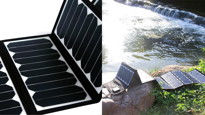 KingSolar 60W Folding Solar Panel