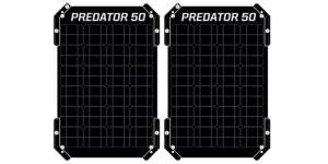 Kodiak Predator 50 Solar Panels