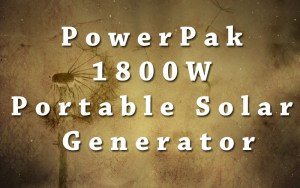 Best Emergency Solar Kit
