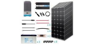 renogy 800 watt solar generator kit