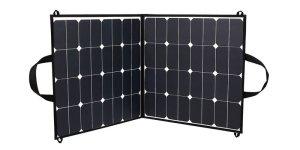 BZBRLZ 100W Portable Foldable Solar Panel Charger