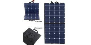 MOHOO 100-watt Bendable Foldable Solar Panel