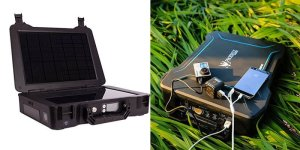 renogy phoenix portable generator all-in-one solar kit