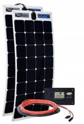 Go Power 200-Watt Flexible Solar Panel