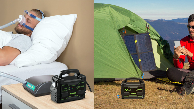 Enkeeo Portable Power Stations
