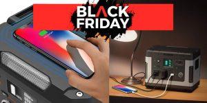 Black Friday Deals Portable Generators