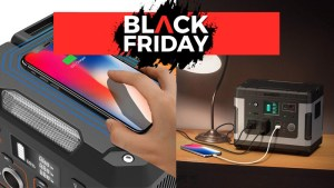 Black Friday Deals Portable Generators