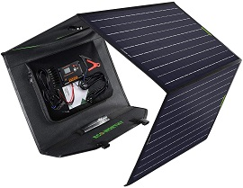 Eco-Worthy 100W Folding Solar Charger