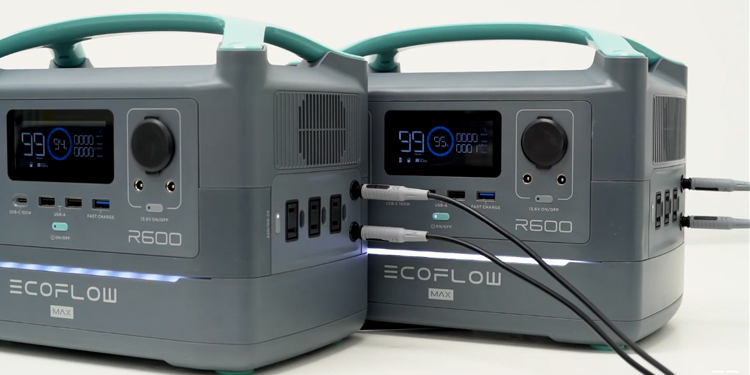 EcoFlow R600 Power Stations