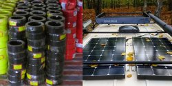 Solar Panels Wire Management in a Campervan: 5 Essential Things to Consider for Reliable Solar Wiring in Your Campervan, RV, and Trailer