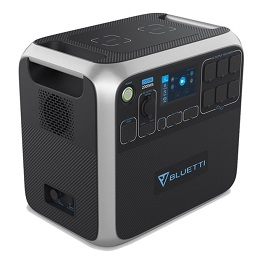 BLUETTI AC200P PORTABLE POWER STATION