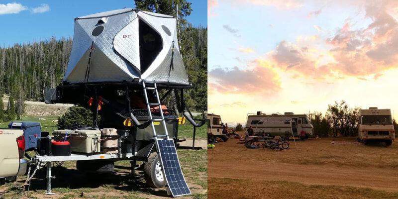 BougeRV Solar Panels