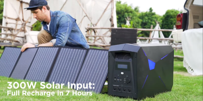 LEOCH Solar Power Station