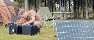 Omni Off-Grid Power Station: Omnicharge's All-In-One Solution for Power and Connectivity