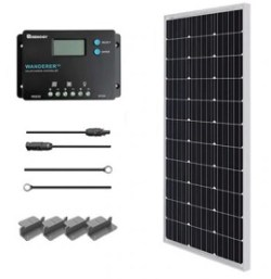 Renogy 100W Solar Kit Black Friday 2020 Offer