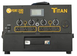 Titan Solar Generator
